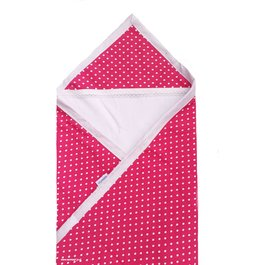 omslagdoek, couveusedoek pink