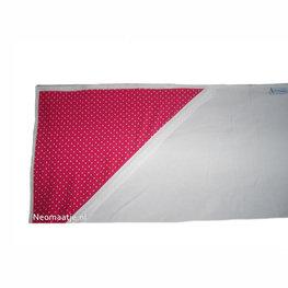 omslagdoek, couveusedeken pink