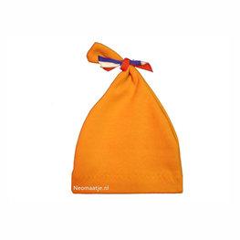 oranje koningsmuts