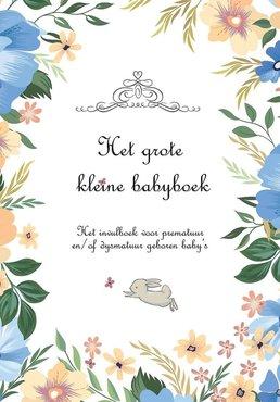 Baby invulboek