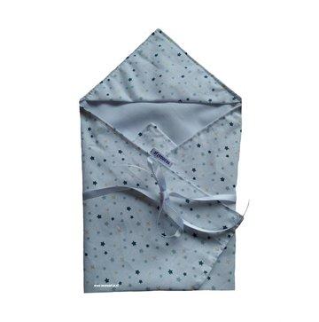 wikkeldoek overleden kind, little blue star