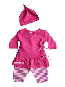 prematuur babyjurkje, newborn kleding,