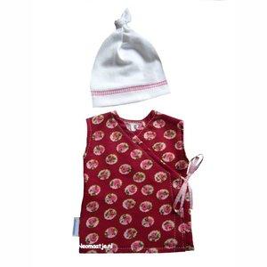 hemdje prematuur, newborn kleding, neomaatje
