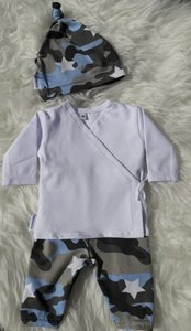 prematuur kleding ,jongenssetje