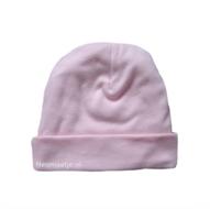 prematuur mutsje,newborn kleding, prematuur babymuts roze